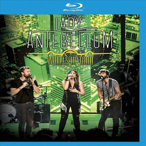 Lady antebellum - Wheels up tour (Blu-ray) - image 1 of 1
