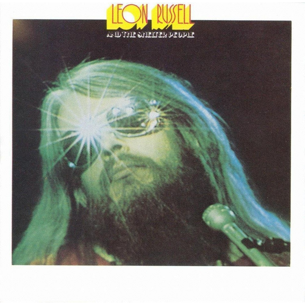 Leon Russell And The Shelter People Cd