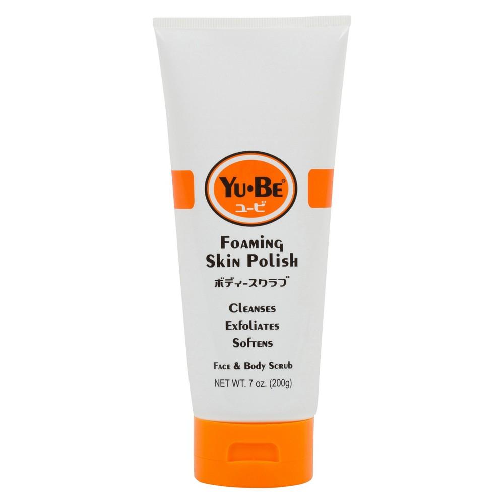 Image of Yu-Be Foaming Skin Polish 6.75 oz