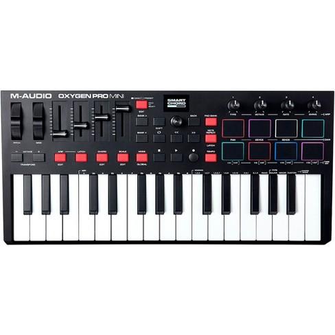 M-Audio Oxygen Pro Mini 32-Key USB MIDI Controller - image 1 of 3