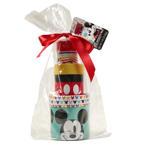 Disney Mickey Mouse and Friends Stacking Boxes with Candy - 3ct/1.99oz - image 1 of 1