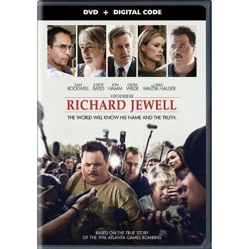 Richard Jewell (DVD + Digital) - image 1 of 1