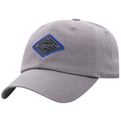 NCAA South Dakota State Jackrabbits Men's Gray Washed Relaxed Fit Hat