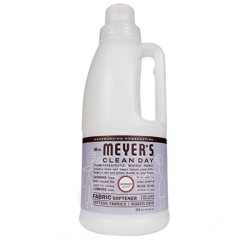 Mrs. Meyer's® Lavender Fabric Softener - 32 fl oz - image 1 of 4
