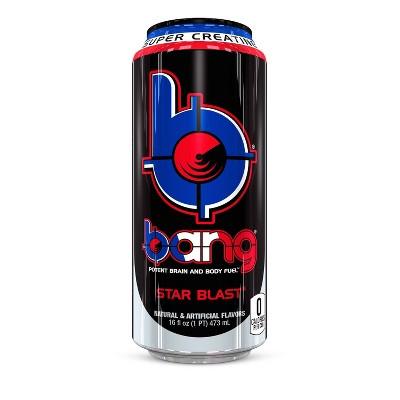 BANG Star Blast Energy Drink - 16 fl oz Can