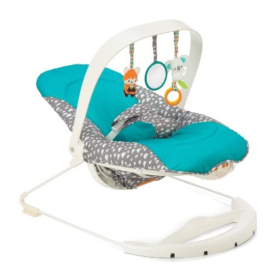 Infantino Gaga 2-in-1 Activity Baby Bouncer & Floor Seat.