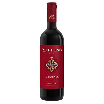 Ruffino Il Ducale Toscana IGT Rosso Red Blend Wine - 750ml Bottle