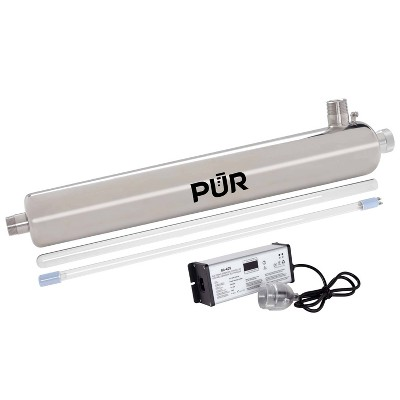 PUR Whole Home UV Water Disinfection System 12gpm - Standard Output