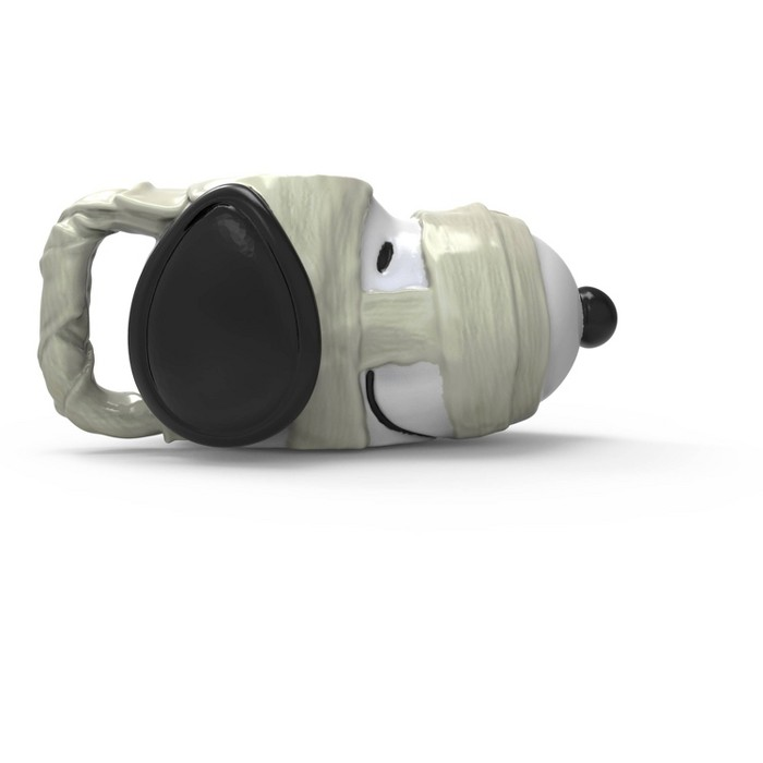 11oz Snoopy Mummy Ceramic Halloween Mug - Zak Designs - image 1 of 5