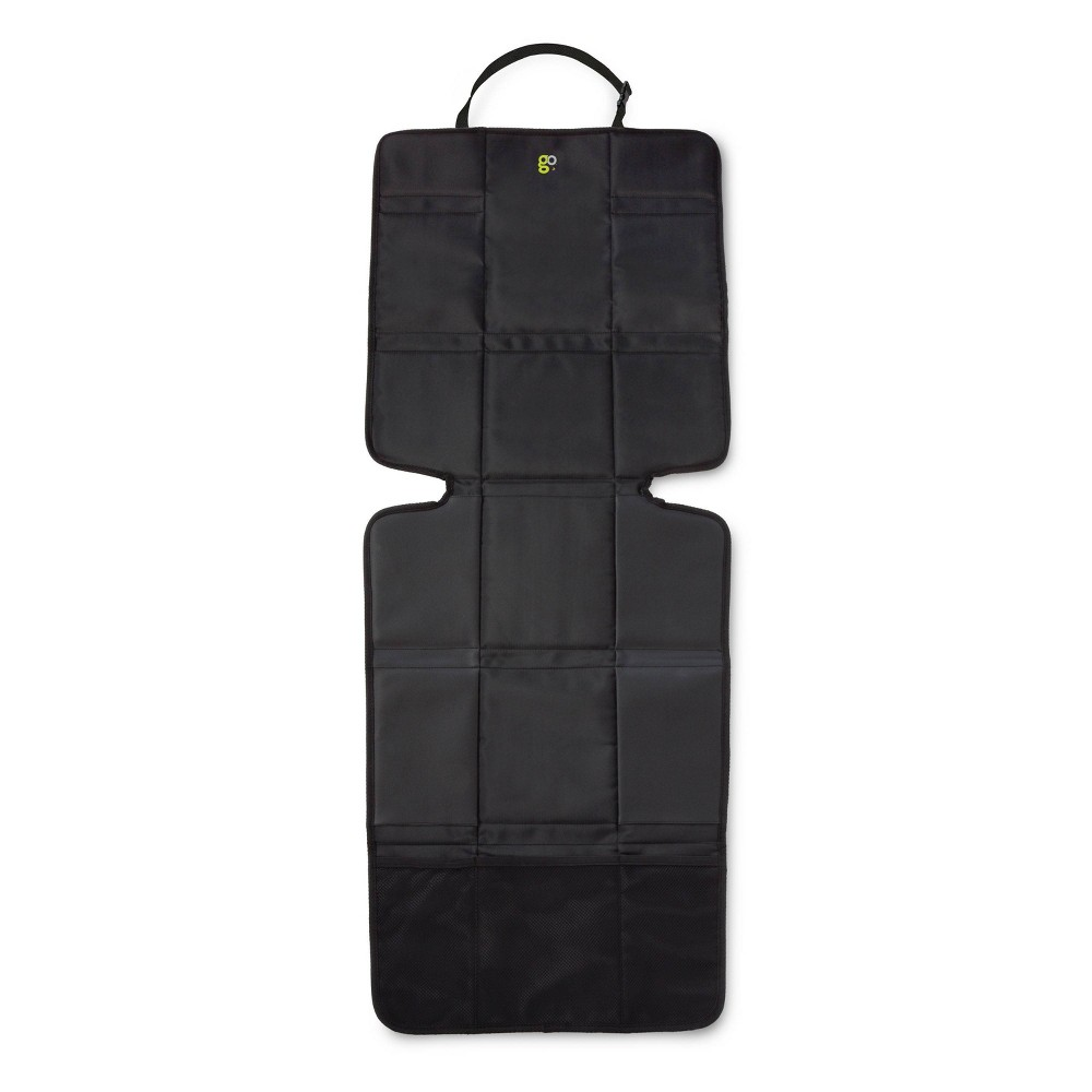 Image of GO by Goldbug Deluxe Car Seat Protector, Black