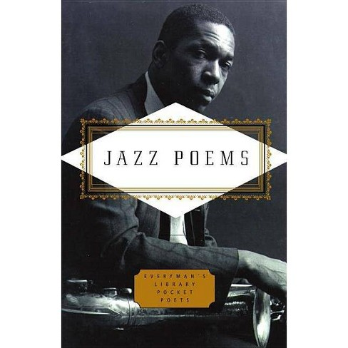 Jazz Poems - (Everyman's Library Pocket Poets) (Hardcover) - image 1 of 1