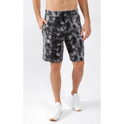90 Degree By Reflex - Men's Drawstring Shorts with Zipper Pockets