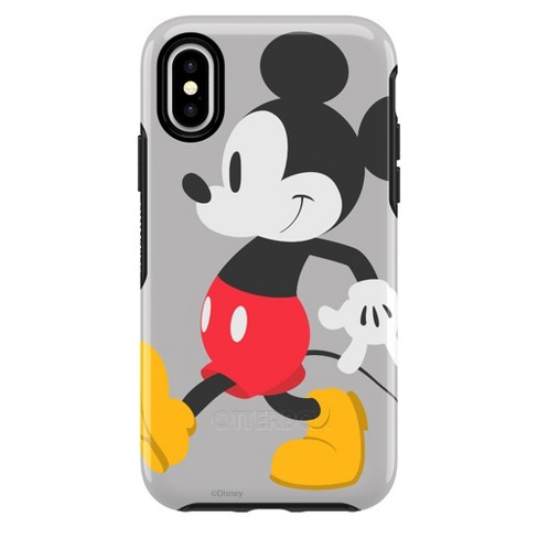 separation shoes 5ad51 90aa4 OtterBox Apple iPhone X/XS Disney Symmetry Case - Mickey Mouse Stride