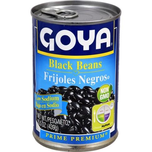 Goya Black Beans 15.5oz - image 1 of 4