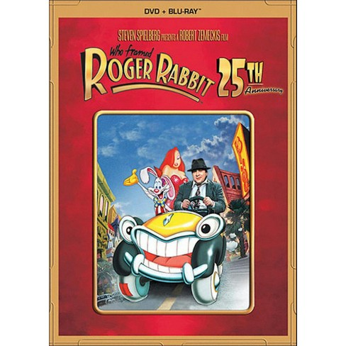 Who Framed Roger Rabbit (25th Anniversary Edition) (2 Discs) (DVD/Blu-ray) (dvd_video) - image 1 of 1