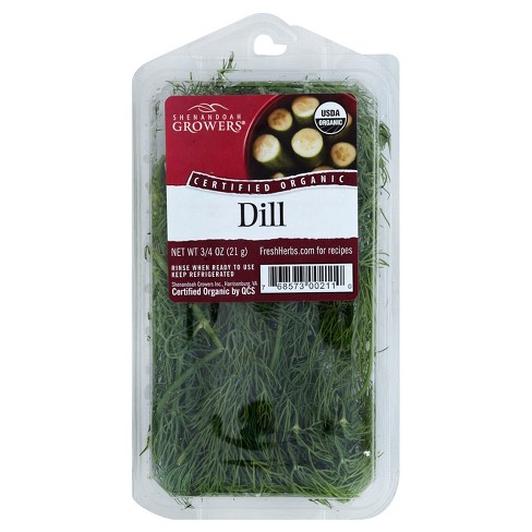Shenandoah Growers Organic Dill - 0.75oz - image 1 of 1
