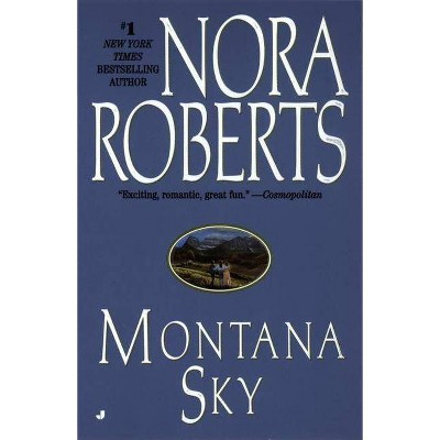 Montana Sky - by  Nora Roberts (Paperback)