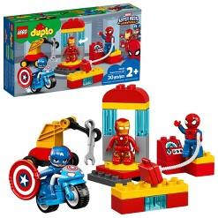 LEGO DUPLO Super Heroes Lab 10921 Marvel Avengers Toy