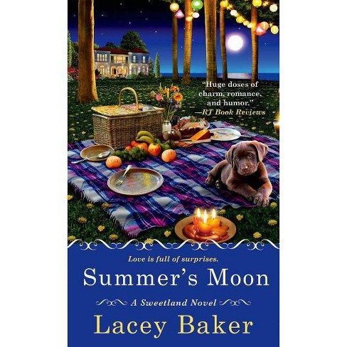 Summer's Moon - (Sweetland Novel) by  Lacey Baker (Paperback) - image 1 of 1