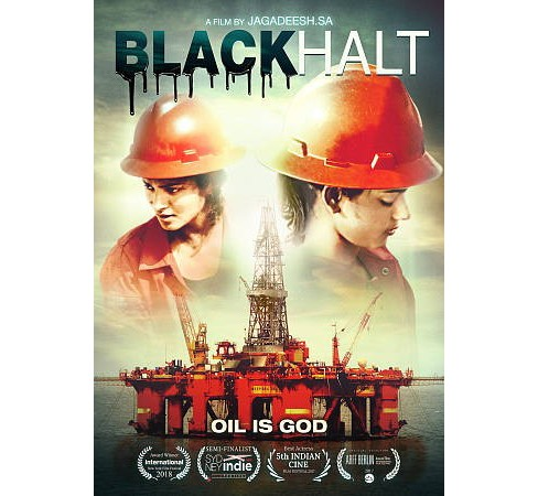 Black Halt (DVD) - image 1 of 1
