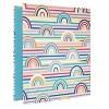 "1"" Ring Binder Rainbows Semicircles - greenroom - image 3 of 3"