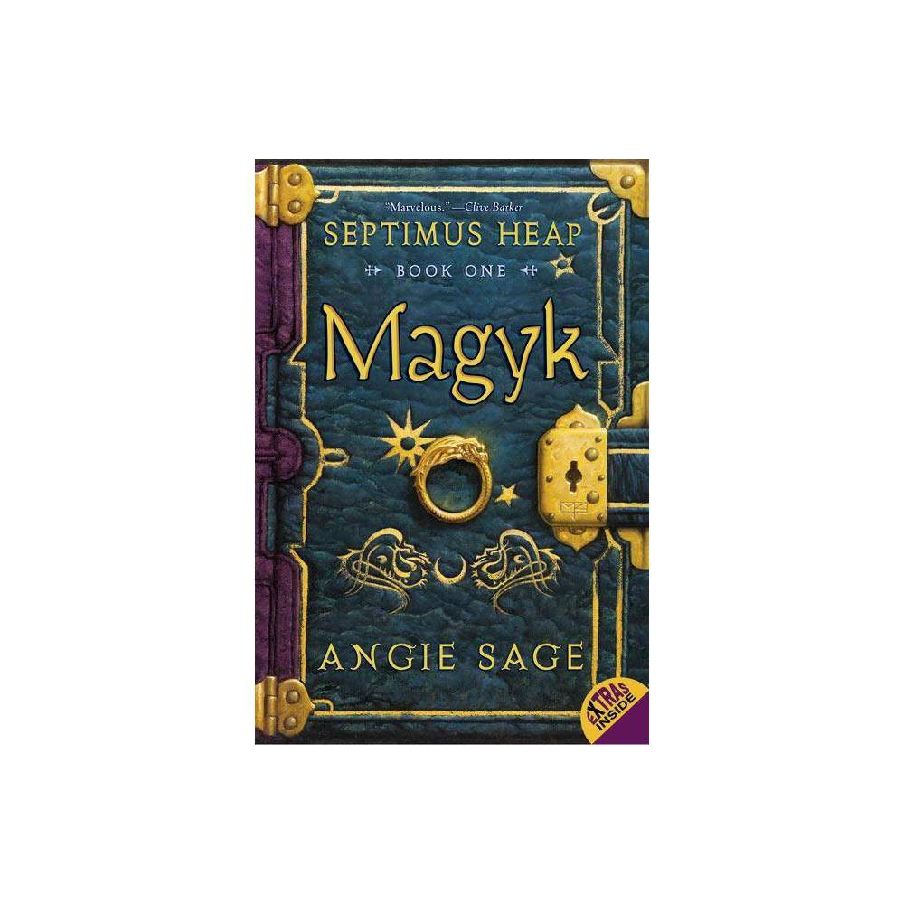 Magyk Septimus Heap Quality By Angie Sage Paperback