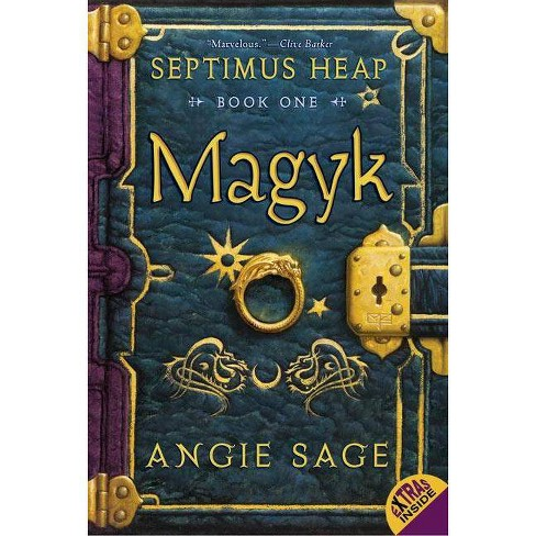 Magyk - (Septimus Heap (Quality)) by  Angie Sage (Paperback) - image 1 of 1