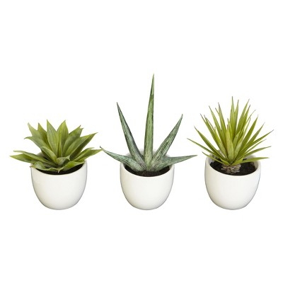 Nearly Natural Southwest Collection (Set of 3)