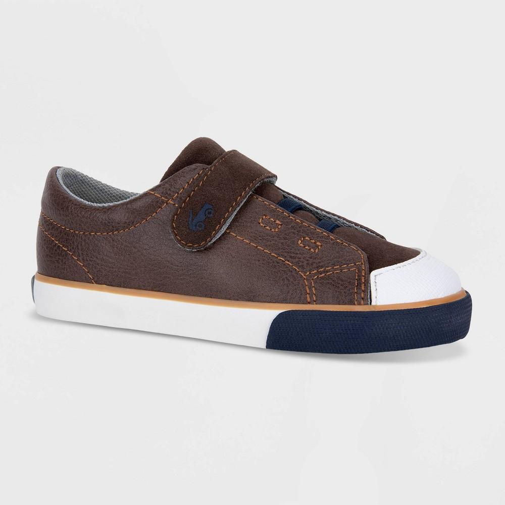 Image of Toddler Boys' See Kai Run Basics Monterey Sneakers - Brown 10, Boy's