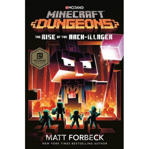 Minecraft Dungeons The Rise Of The Arch Illager By Matt Forbeck Hardcover Target