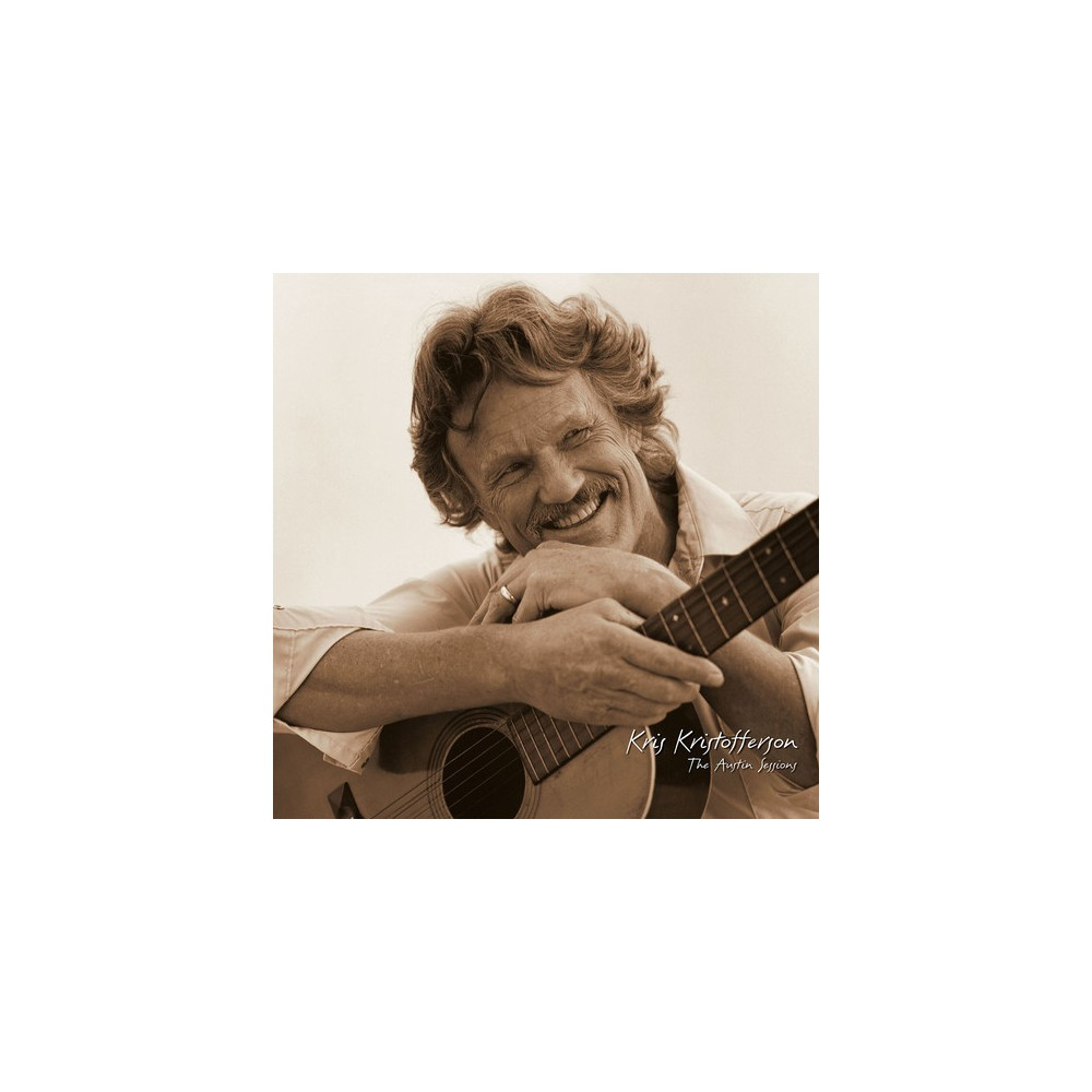 Kris Kristofferson - Austin Sessions (Vinyl)