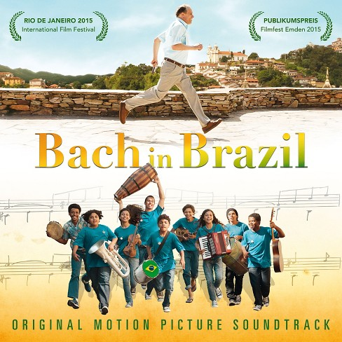 Various - Bach in brazil (Ost) (CD) - image 1 of 1