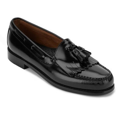 G.H. Bass & Co. Mens Weejuns Layton Leather Tassel Loafer Shoe