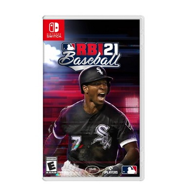 MLB RBI Baseball 21 - Nintendo Switch