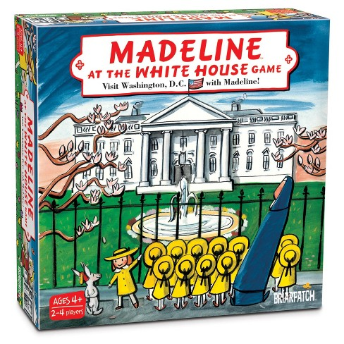 Briarpatch Madeline at the White House Game - image 1 of 4