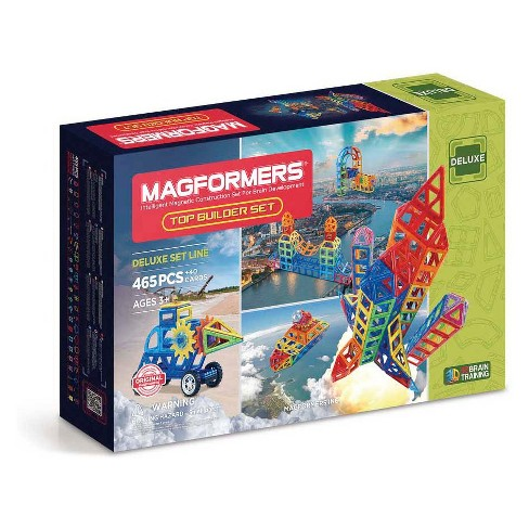 Magformers Mastermind Building Set - 115pc - image 1 of 7