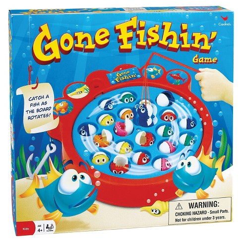 Cardinal Industries Gone Fishing Game Target