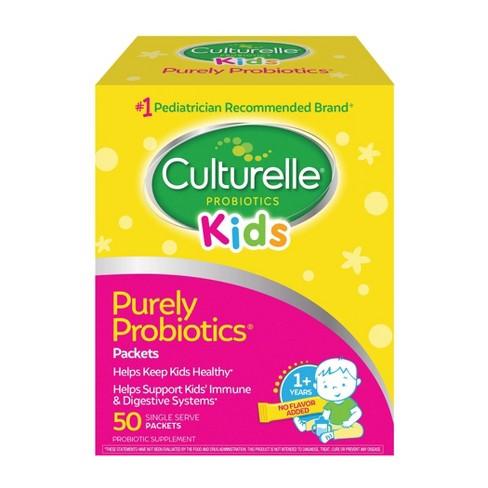Culturelle Kids Probiotic Packets - image 1 of 4