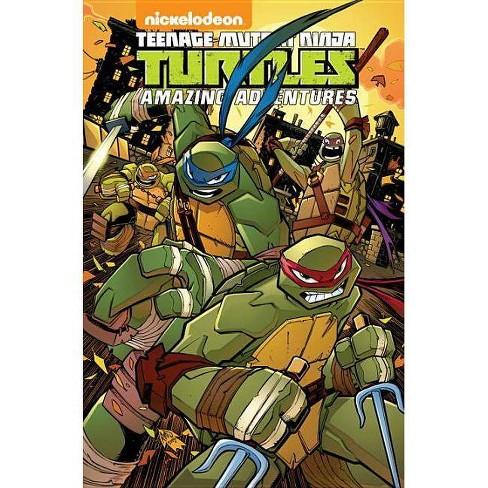 Teenage Mutant Ninja Turtles: Amazing Adventures, Volume 2 - (Paperback) - image 1 of 1