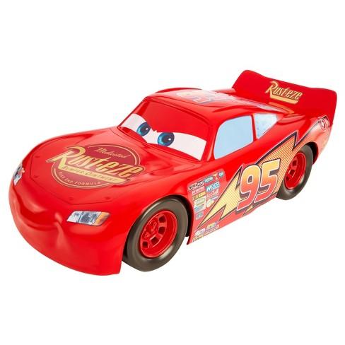 disney pixar cars 3 lightning mcqueen vehicle 20 target