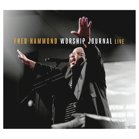 Fred Hammond - Worship Journal (Live) - image 1 of 1