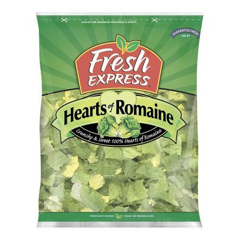Fresh Express Hearts of Romaine - 9oz - image 1 of 1