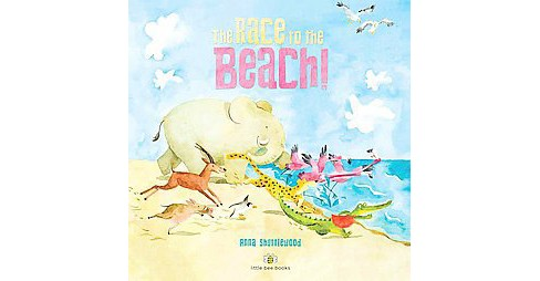 Race to the Beach! (School And Library) (Anna Shuttlewood) - image 1 of 1