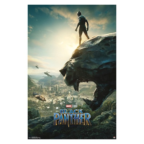Black Panther One Sheet Unframed Wall Poster Print 34 Quot X