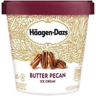 Haagen Dazs® Butter Pecan Ice Cream - 14oz