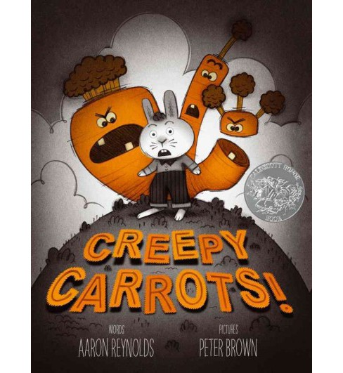 Creepy Carrots! (School And Library) (Aaron Reynolds) - image 1 of 3