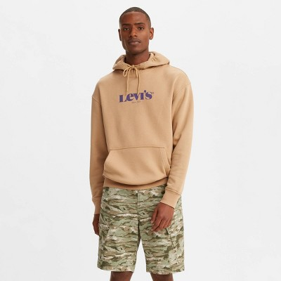 Levi's® Men's Relaxed Modern Vintage Logo Hooded Sweatshirt