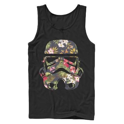 Men's Star Wars Tropical Stormtrooper Tank Top