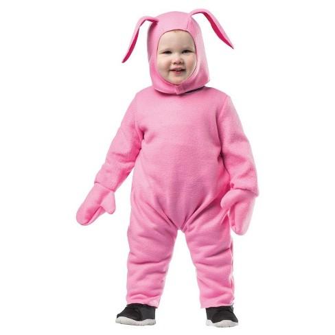 Kids' Toddler Christmas Bunny ren's Costume 18-24M - image 1 of 1
