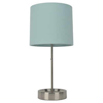 Stick Lamp Aqua Lamp Only - Room Essentials™